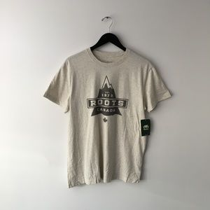Roots Canada Graphic Tee New